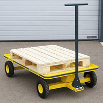 Building garden trolley Walzmatic 1000